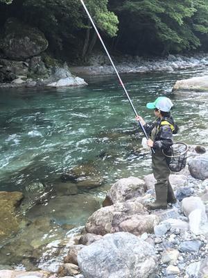 ヤマメ 釣り 方