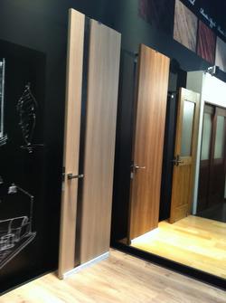 東京ビッグサイト東展示棟で建材問屋の展示会