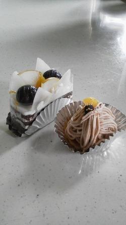 ショートとケーキのプロ並み